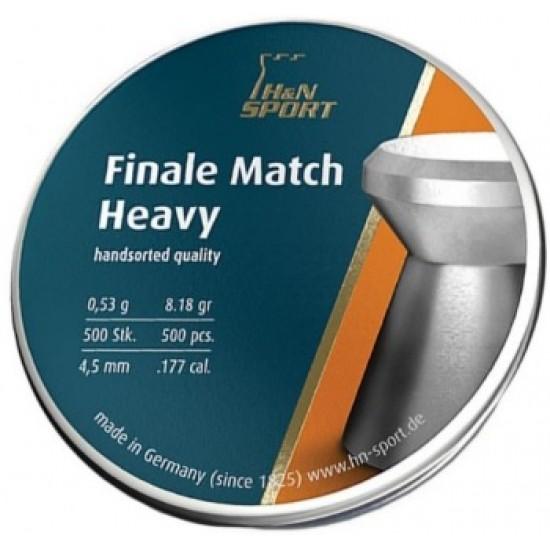 H&N Finale Match Heavy .177 (4.50)