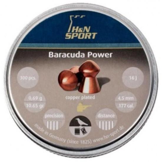 H&N Baracuda Power .177