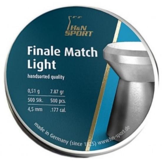 H&N Finale Match Light .177 (4.50mm)