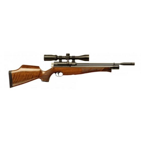 Air Arms S410 Left Handed Carbine Walnut