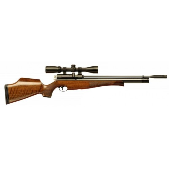 Air Arms S410 Left Handed Classic Walnut