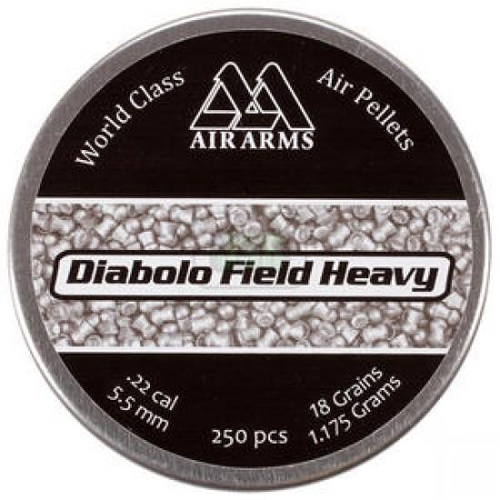 Air Arms Diabolo Field Heavy .22