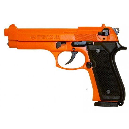 Bruni Model 92 Blank Firer 8mm Orange