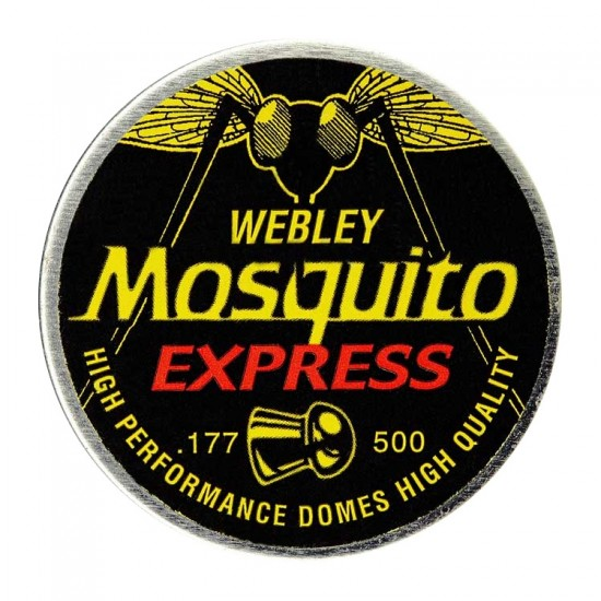 Webley Mosquito .177 Pellets