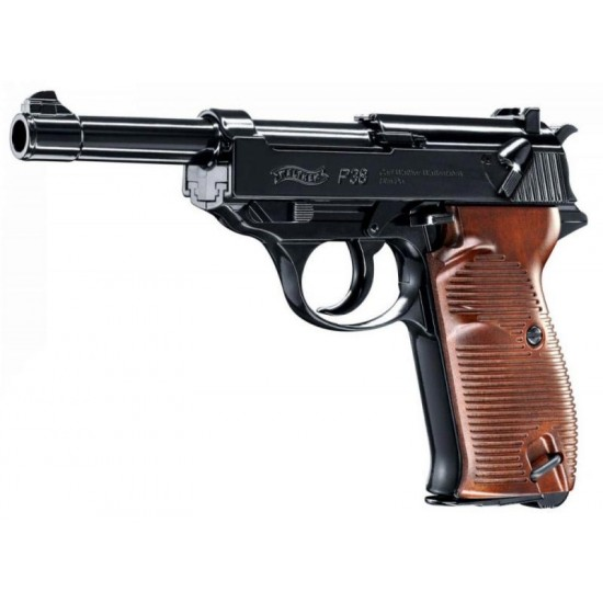 Walther P38 Black