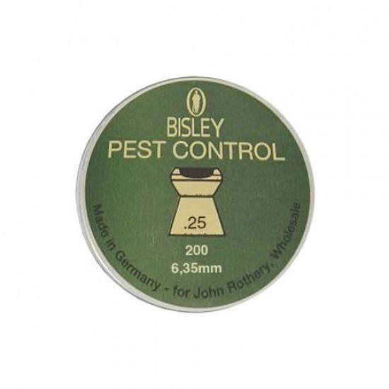Bisley Pest Control .25 Pellets