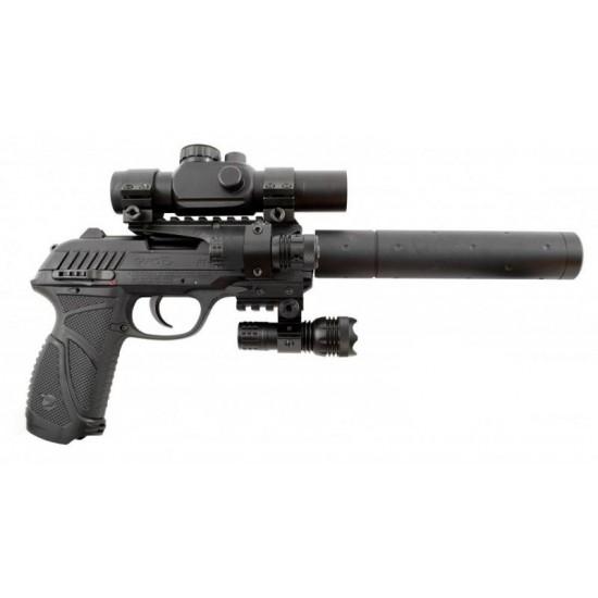 Gamo PT-85 .177 Blowback Tactical pellet Pistol