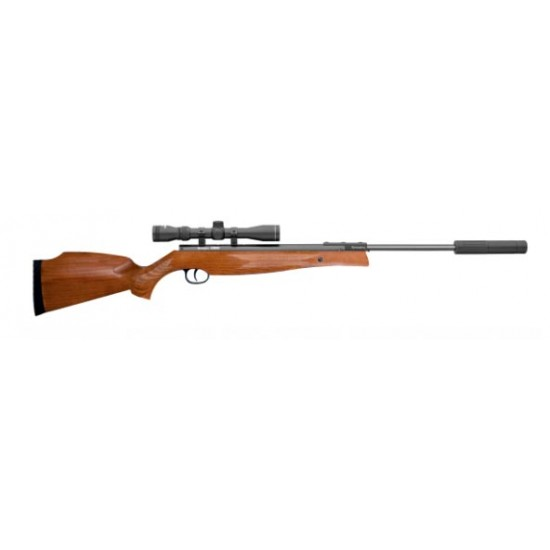 Remington Sabre with 4x32 scope and Mounts