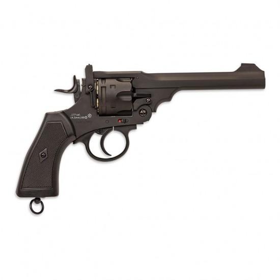 Webley MKVI Service Revolver .22 Black