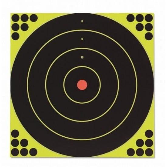 Shoot-N-C Targets 17 1/4 inch pack of 12