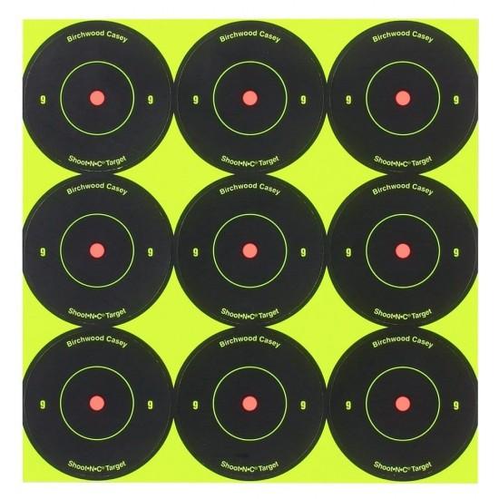 Shoot-N-C Targets 2 inch pack of 108
