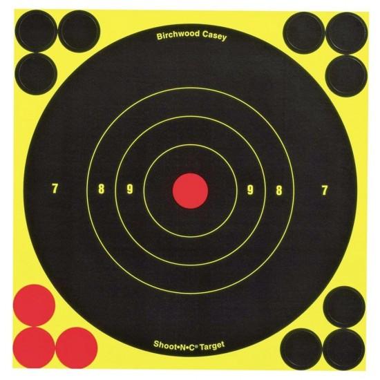 Shoot-N-C Targets 6 inch pack of 30