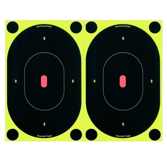 Shoot-N-C Targets 7 inch pack of 60
