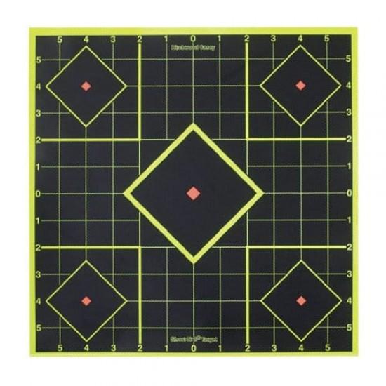 Shoot-N-C Targets 12 inch pack of 5