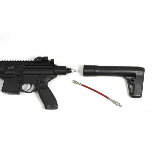 Best Fittings Sig SauerMPX / MCX Connection Point for C02 or HPA Remote Paintball Lines