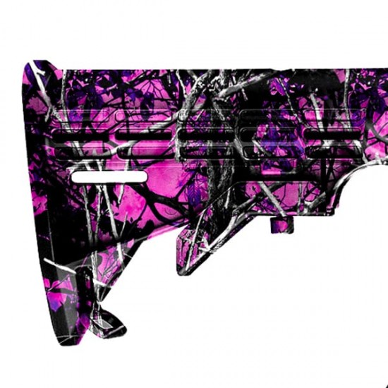 Smith & Wesson M&P 15-22 SPORT - Muddy Girl