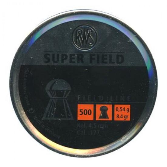 RWS Superfield .177 (4.52) Pellets x 500