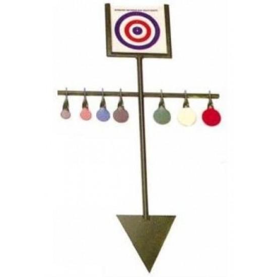 Bisley Target Spinner - Snooker Set