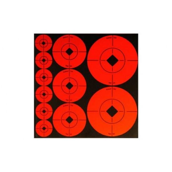 Birchwood Casey Target Spots 3 inch Pack of 40 Targets