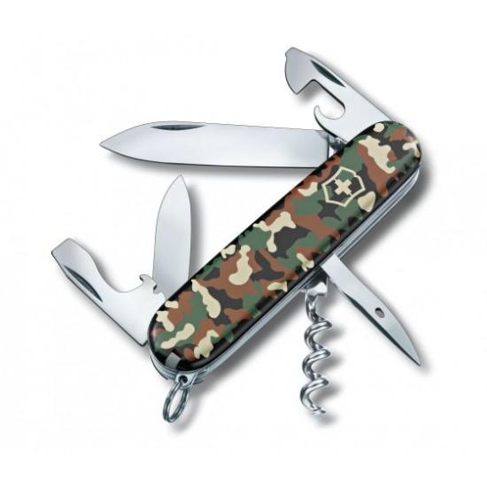 Victorinox Spartan Knife Camo