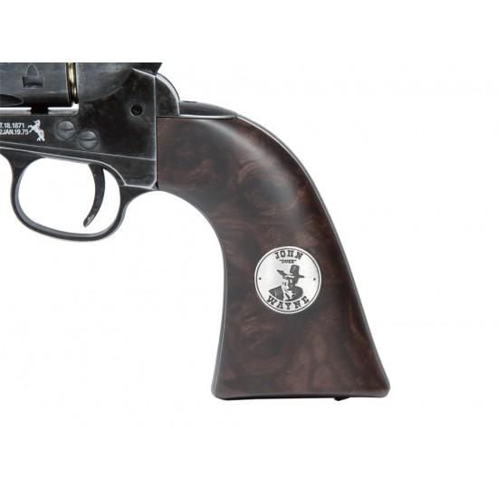 Colt John Wayne Weathered Finish 4.5mm CO2 Revolver