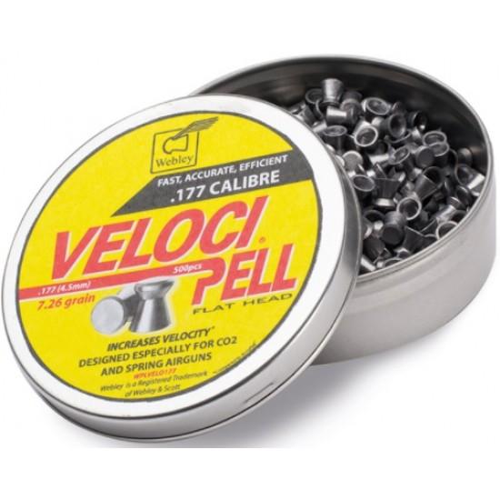 Webley Velocipell .177 Pellets