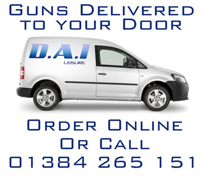 Air Guns delivered to your door